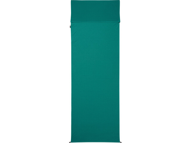 Mountain Equipment Groundup Liner Rectangular, spruce stripe